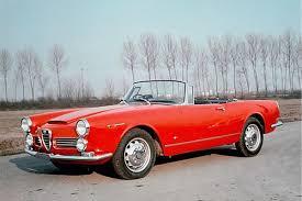 alfa romeo classic spider alfa romeo 2000 2600 spider classic car review honest john