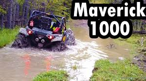 four wheelers mudding quotes can am maverick 1000 mudding youtube