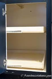 diy blind corner cabinet blind corner cabinet solution create easier access to your corner