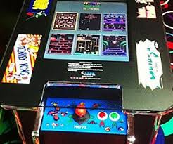 Turn A Coffee Table Into An Awesome Two Player Arcade Cabinet by Arcade Sofa Chair