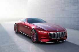 new lexus coupe youtube watch the mercedes maybach vision 6 move via remote control