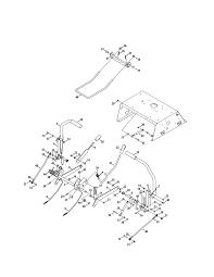 mtd riding mower parts model 17ak2acs099 sears partsdirect