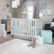 Aqua And Grey Crib Bedding Buy Aqua Grey Bedding From Bed Bath Beyond