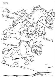 mufasa fights scar coloring pages hellokids