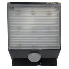 Solar Deck Lights Lowes - shop portfolio standard 0 5 watt line voltage solar led step light