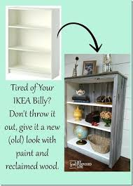 Ikea Billy Bookcase Extra Shelves Bookcase 33 Ways Spray Paint Can Make Your Stuff Look More