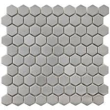 light grey hexagon tile 14 best bathroom ideas images on pinterest bathroom bathrooms and
