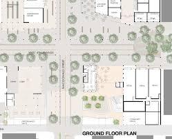 business centre egor revenko ground floor plan