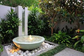 Designs For Garden Furniture by Beauty Garden Fountains Ideas Outdoor Furniture Enjoy Beauty