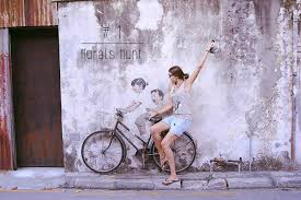 penang malaysia what to see do the dreamer lab murals or wall art is what attracts many tourists to come to penang started in 2012 as a part of art project called mirrors george town lithuanian artist