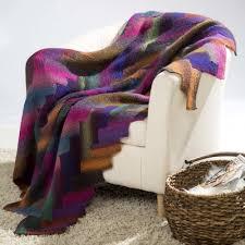 knit home decor knit home décor blankets u2013 premier yarns