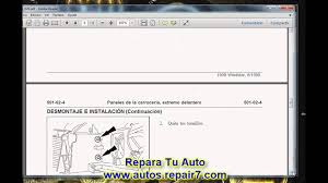 ford windstar 1998 1999 reparacion y mecanica autos repair7