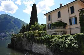 George Clooney Home In Italy Lake Como The Celebrities U0027 Italian Paradise