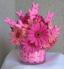 Easter Decorations With Peeps by 35 Beautiful Easter Centerpieces Ideas