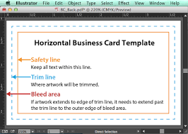 Adobe Illustrator Business Card Template With Bleed 8 Common Print File Mistakes And How To Avoid Them