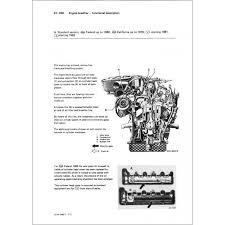 mercedes repair manuals service manual engine 617 95 turbo diesel