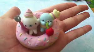 mamegoma sweets figurine youtube