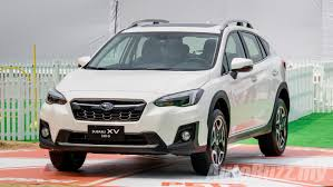2017 subaru crosstrek colors all new subaru xv launched in taiwan coming to m u0027sia as ckd by
