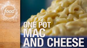 one pot mac and cheese food network