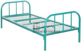 Metal Bed Frames Single Strong Single Stackable Metal Bed Frame Single Folding