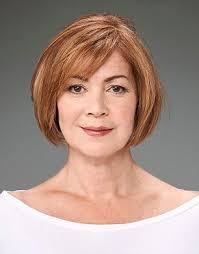 haircuts to suit a 55year old woman the haircuts as anti ageing as a facelift daily mail online