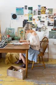 Creation Station Studio Desk by 343 Best Art Studio Spaces Images On Pinterest Workshop Artist