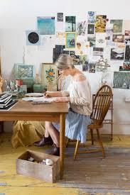 Studio Desk Cheap by 343 Best Art Studio Spaces Images On Pinterest Workshop Artist