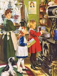 my kitchen prayer norman rockwell norman and norman rockwell prints