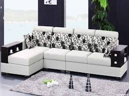 Brown Leather L Shaped Sofa L Shaped Brown Leather Sectional Sofa With Right Chaise Lounge
