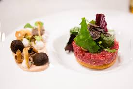 Esszimmer Fine Dining Restaurant Food Blog Restaurants Gourmet Fine Dining Kochen Backen