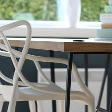 Kartell Modern Masters Chair By Philippe Starck Stardust - Masters furniture