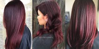 hair colours best for women in their sixties is burgundy hair color right for you matrix com