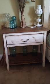 nightstand dazzling farmhouse nightstand ana white diy projects