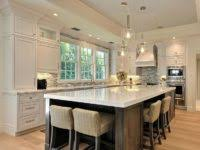 Large Kitchen Island Designs Large Kitchen Islands Awesome Kitchen Island Ideas