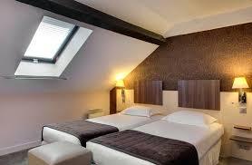 chambre hote vichy chambre confort en mansarde lits jumeaux photo de hôtel arverna