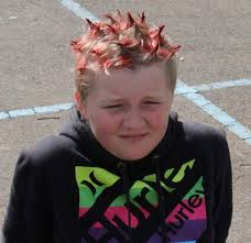 crazy hairstyles for boy best hair style 2017