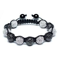 black swarovski crystal bracelet images Koonce co jewelers men 39 s shamballa macrame bracelet swarovski jpg