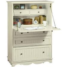 amazon com french country deluxe secretary desk five drawe