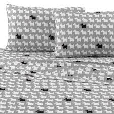 winter nights cotton flannel sheet set walmart com
