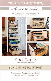 Kitchen Cabinets San Diego Ca Your Dream Kitchen Without A Renovation Shelfgenie