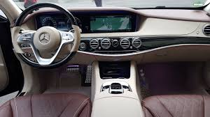 mercedes maybach interior 2018 first review 2018 mercedes benz s 560 luxurycarmagazine en