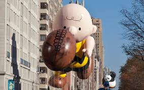 what year was charlie brown thanksgiving made names of america the top three thanksgiving destinations