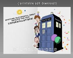 doctor who congratulations card dr who birthday card doctor who birthday card exterminate your by