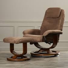 Recliner With Ottoman Reclining Heated Massage Chair With Ottoman By Charlton Home