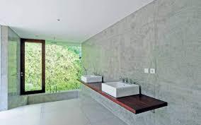 desain kamar mandi transparan kamar mandi dari yang alami sai semi terbuka