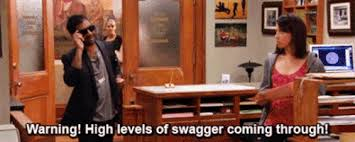 20 times parks and recreation perfectly describes college students