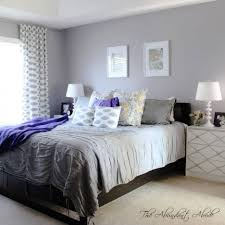 Bedroom  Blue Grey Interior Paint Gray Bedroom Paint Color Ideas - Trending living room colors