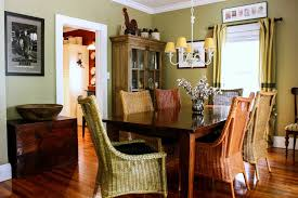 Dining Room Chandeliers With Shades by Splendid Wicker Dining Chairs Designing Tips With Chandelier