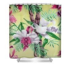 Hawaiian Curtain Fabric Shop Vintage Hawaiian Fabrics On Wanelo