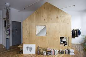 Design A Cabin by Brooklyn U0027s A Cabin In A Loft Maximizes Light And Space With Two